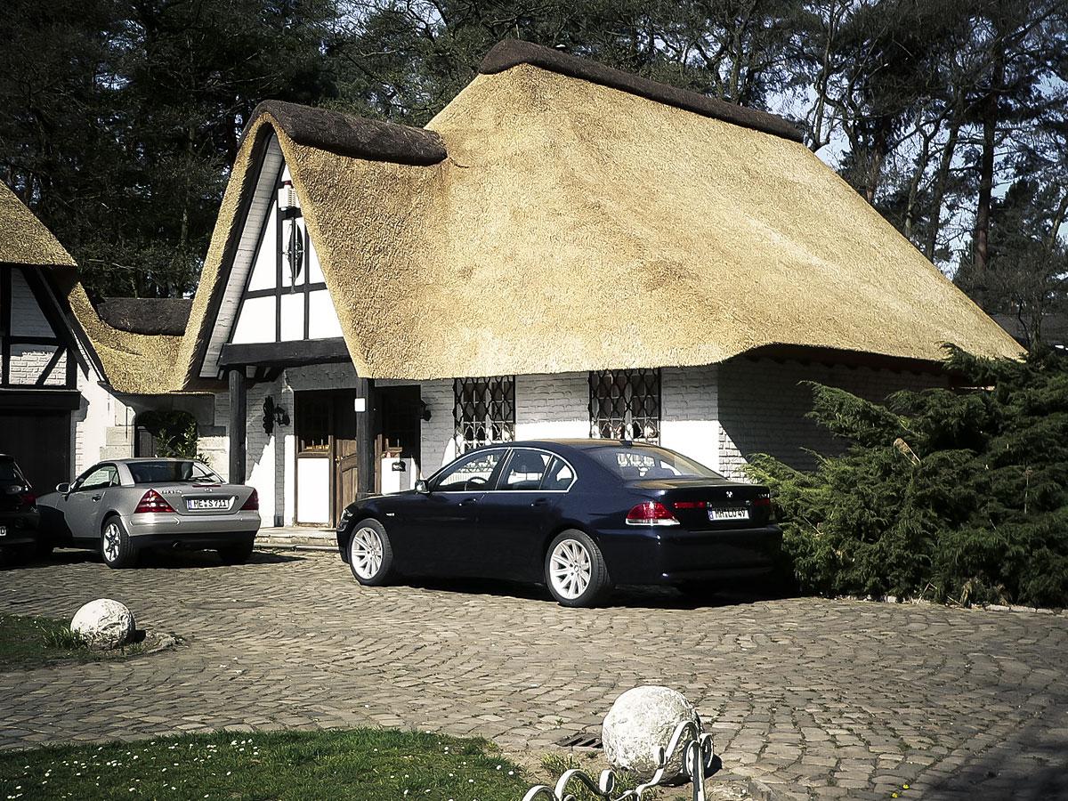 Weichert Dachbau Reetdachdecker-Fachbetrieb